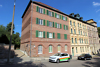 Gästewohnung Terrassenstraße 8 Souterrain rechts_Außenansicht -