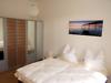 Gästewohnung Terrassenstraße 8 Souterrain links - Schlafzimmer -