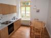 Gästewohnung Terrassenstraße 8 Souterrain links - Küche -
